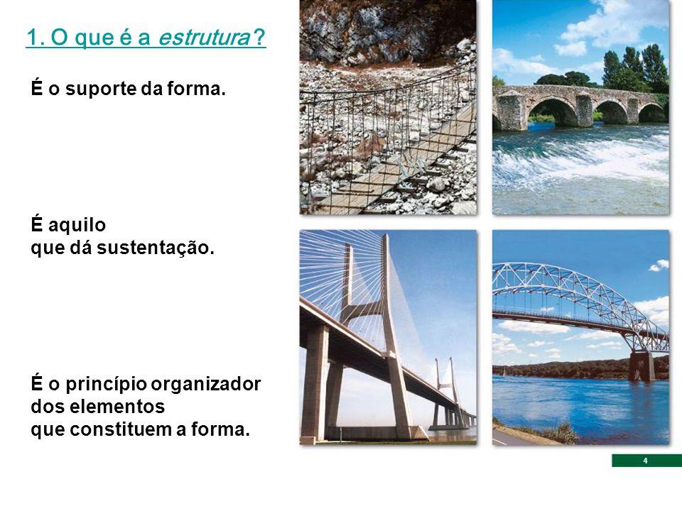 2.As estruturas e a intervenção do homem 2.2.