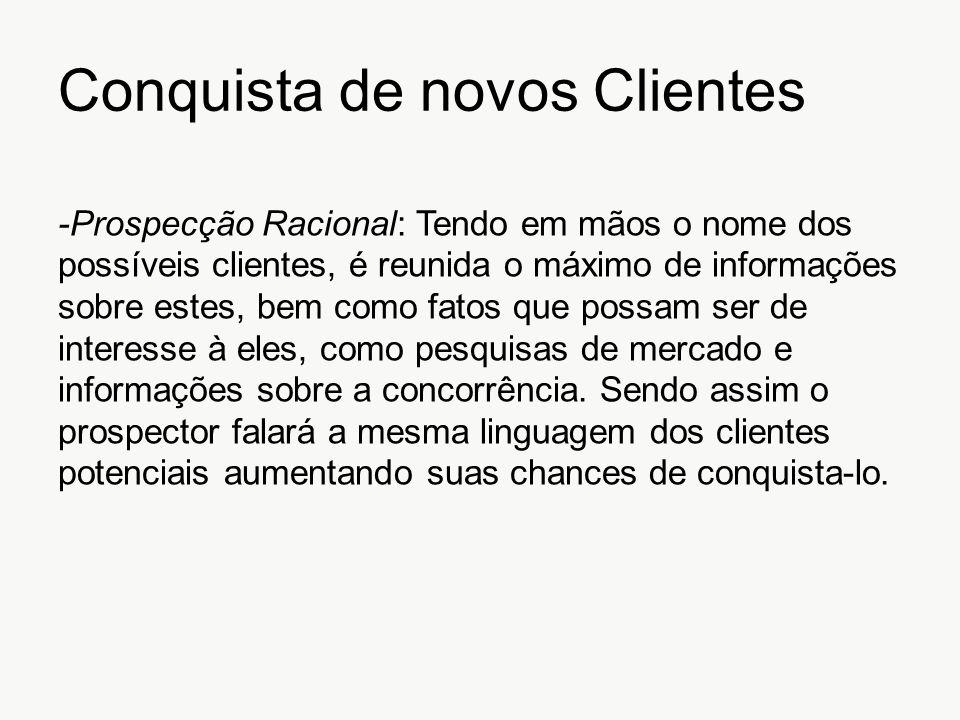 Conquista de novos Clientes -Publicidade: É o último passo que definirá se o cliente em potencial se tornará cliente de sua agência.