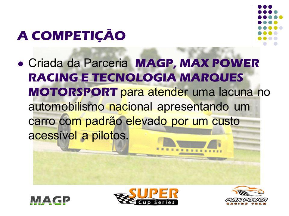 A COMPETIÇÃO Com 14 carros prontos já no lançamento da categoria e pilotos já fechados para a primeira ETAPA, a categoria já pode ser considerada um SUCESSO em 2011
