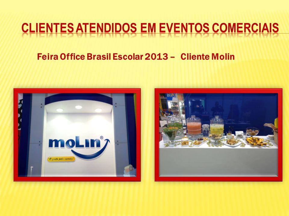 Feira Office Brasil Escolar 2013 – Cliente Molin