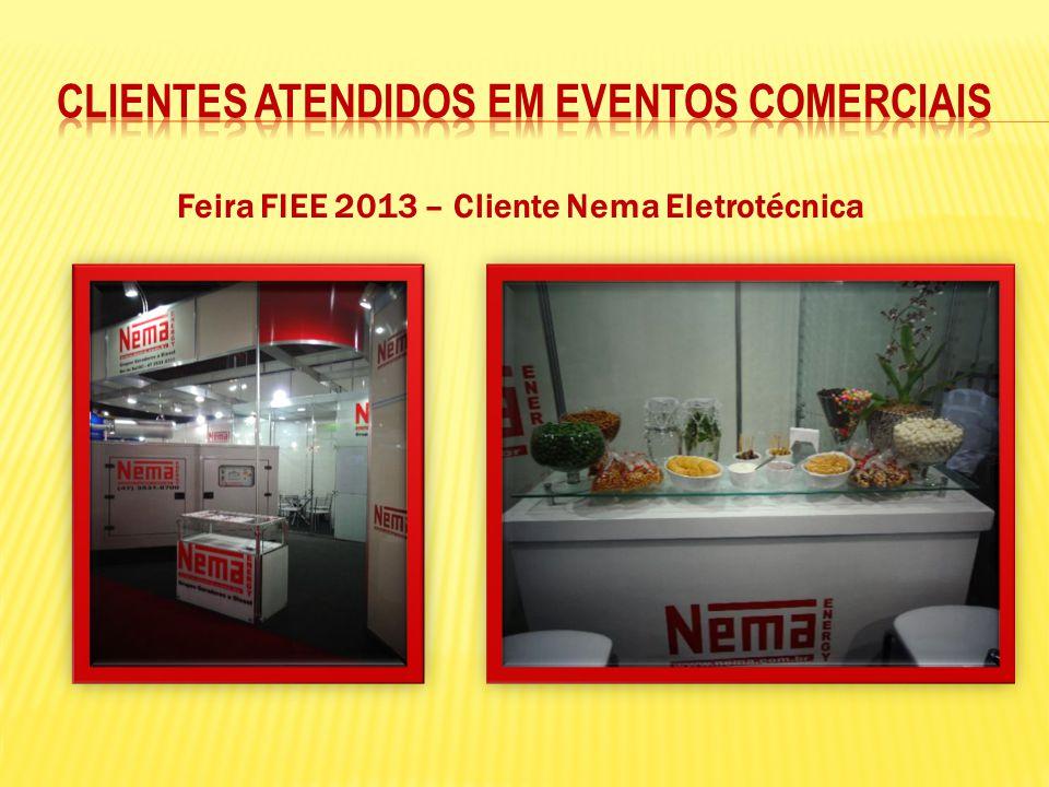 Feira FIEE 2013 – Cliente Nema Eletrotécnica