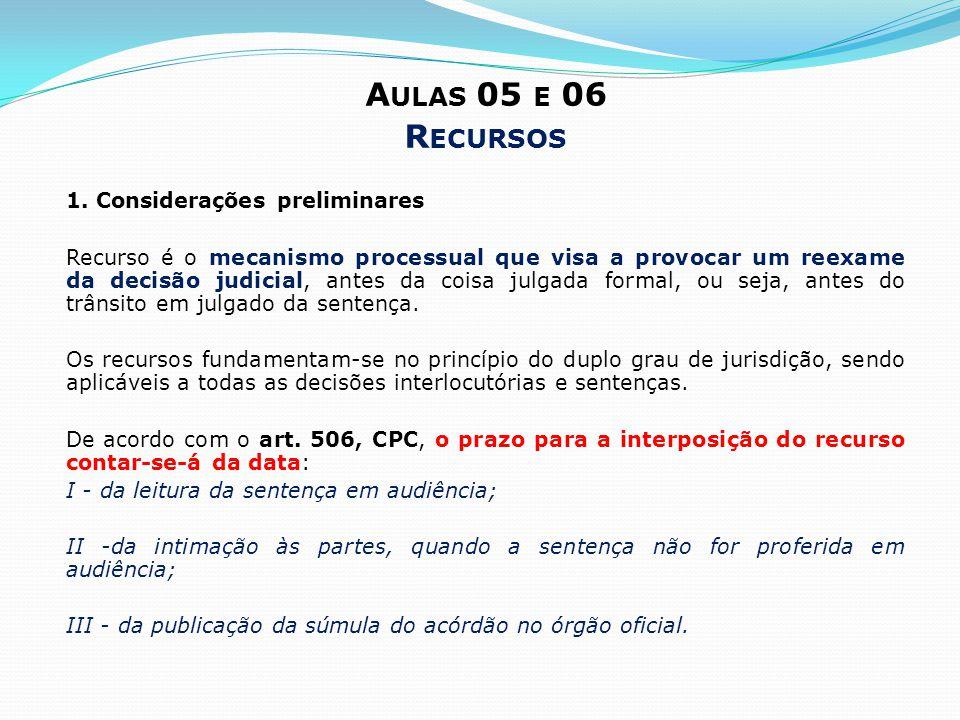 A ULAS 05 E 06 R ECURSOS 1.