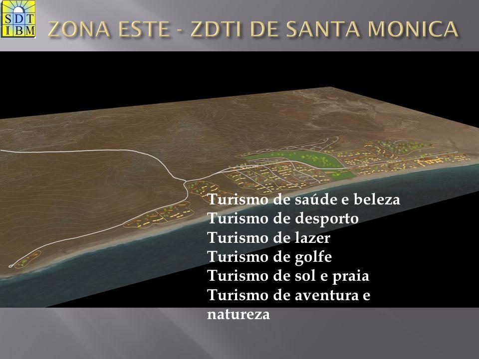 LACACÃO Turismo de saúde e beleza Turismo de desporto Turismo de lazer Turismo de golfe Turismo de sol e praia Turismo de aventura e natureza