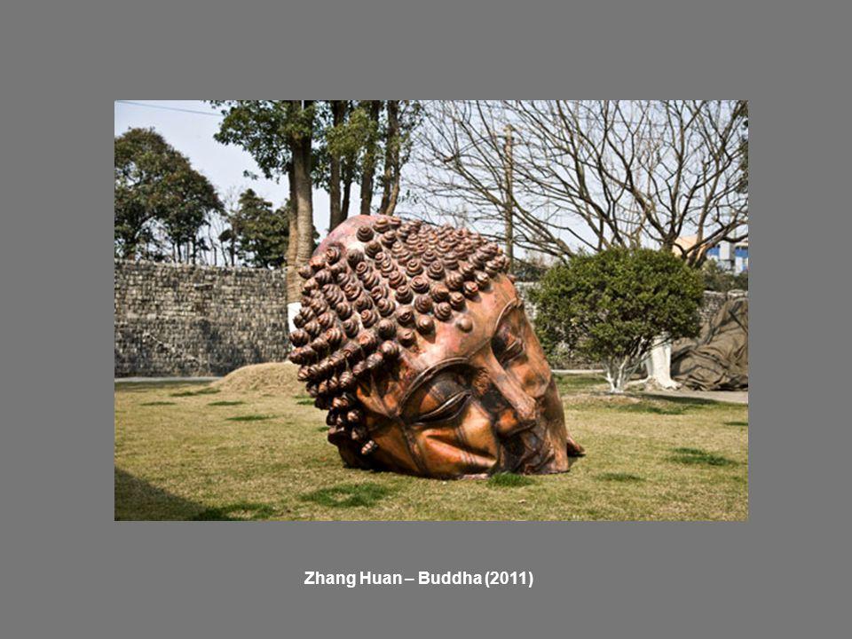 Zhang Huan – Buddha (2011)