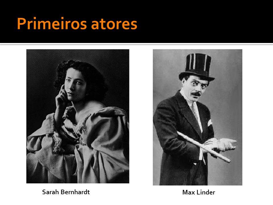 Max Linder Sarah Bernhardt