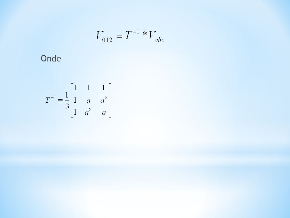 Relatório de geradores: dados dos ramos de circuito identificados como geradores, incluindo a tensão interna (atrás da reatância); Relatório de circuitos: Dados dos ramos do circuito, ordenados por barra.