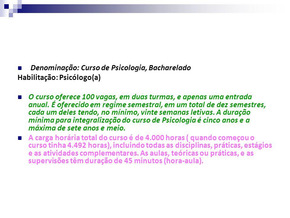 Psicóloga, Instituto Superior de Psicologia, Pontifícia Universidade Católica de Campinas - PUC-CAMPINAS.