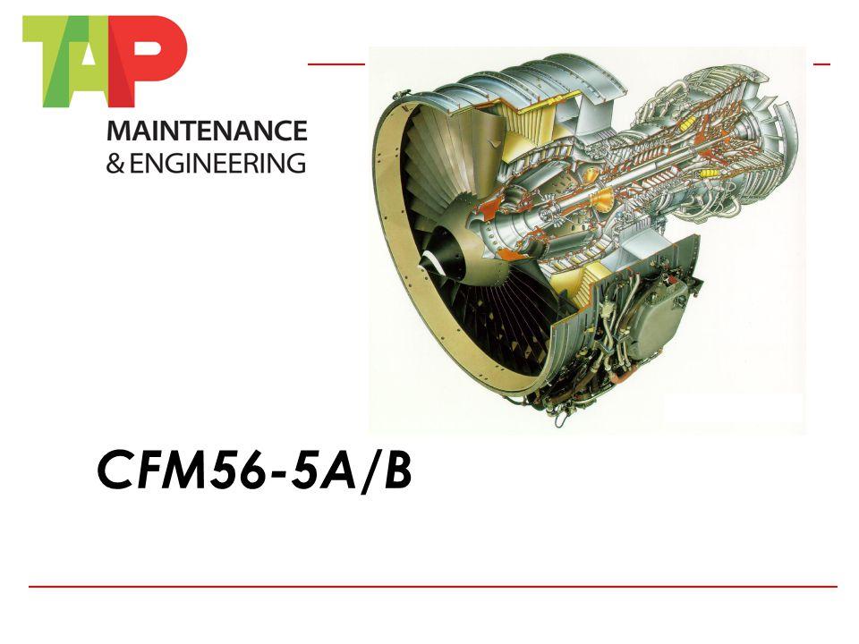 Curso Electromecânicos A320 FAM CFM56-5A/B CFM56-5A/B