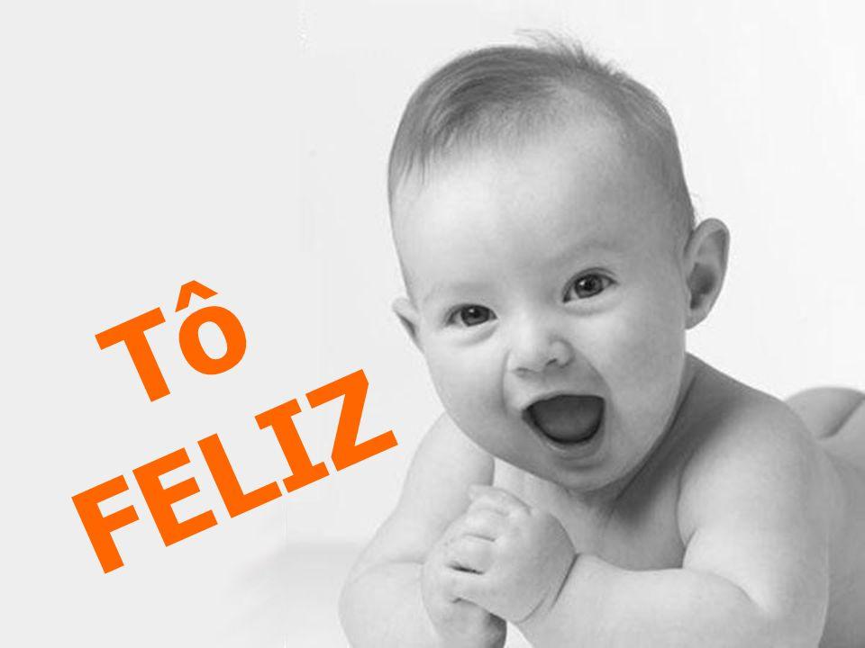 Não há nada melhor que o sorriso de um Bebê. Ele contagia a todos