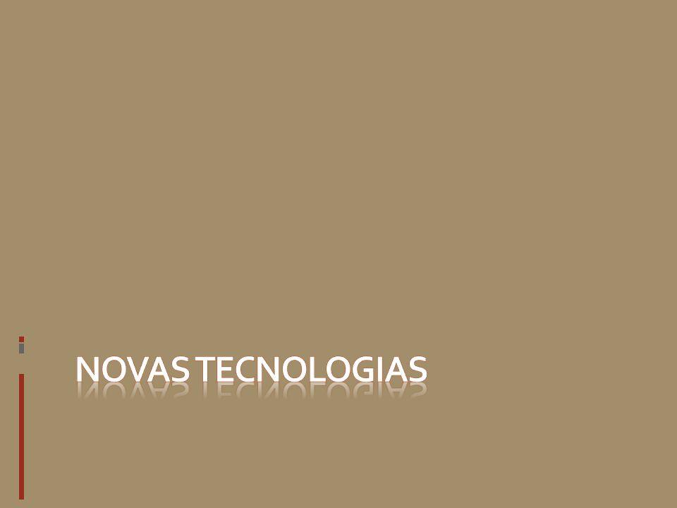 NOVAS TECNOLOGIAS: Caracterização  Potência limitada  Operação não licenciada  Telemetria  Implante médico  Controle remoto  Controle industrial  Sensores e radares  Alarme e detecção de movimento  Circuito fechado de TV