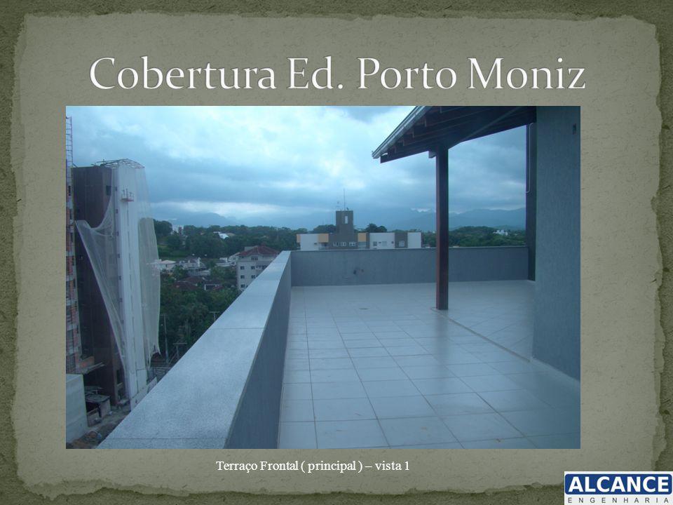 Terraço Frontal ( principal ) – vista 1
