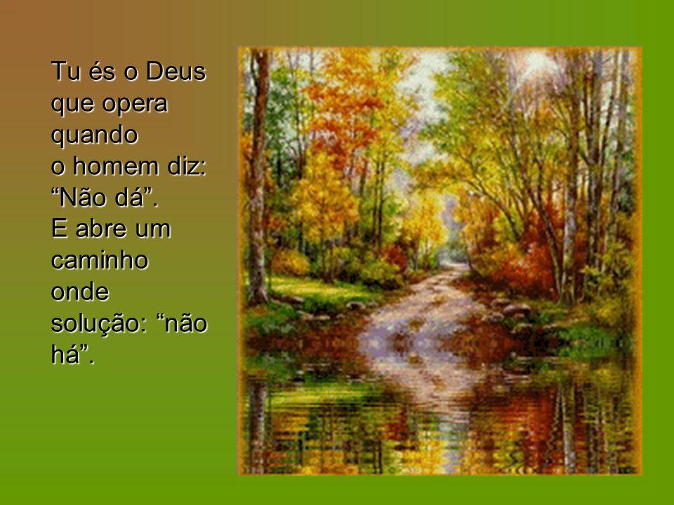 Vejo que as minhas orações são sempre ouvidas. Uma a uma, e ao Seu tempo são respondidas... E é por isso, que posso confiar que a porta que o Senhor v