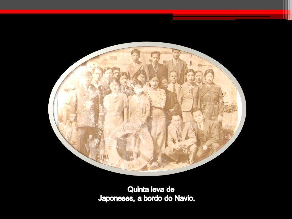 A primeira leva de imigrantes japoneses na Amazônia chegou em 1929.