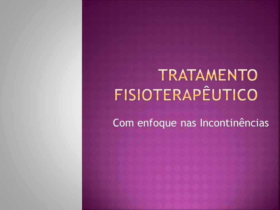  Posição ginecológica;  Eletrodo deve tocar todo contorno vaginal;  Eletrodo no 1/3 médio vaginal;  Tempo: 15 a 25´;  TTO: 2x a 4x/ semana;  Eletrodos individuais;  Esterilização com GLUTARALDEÍDO por 10h ou ác.