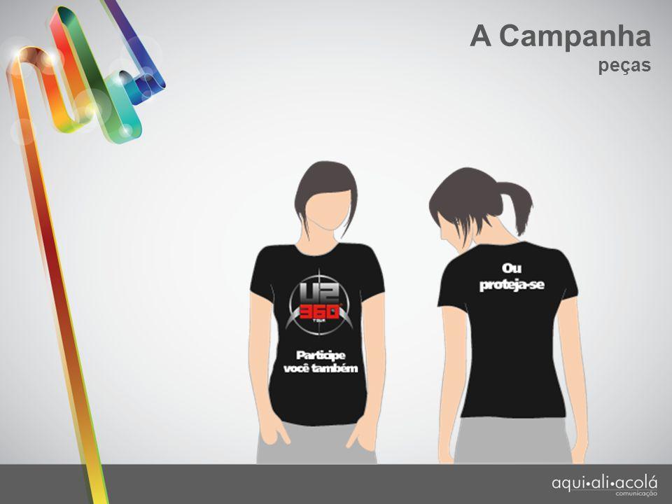 A Campanha peças