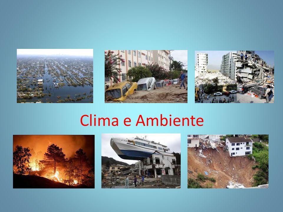 Clima e Ambiente