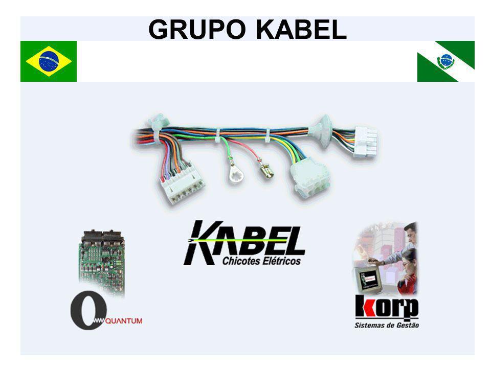 EMPRESAS DO GRUPO KABEL KABEL IND.E COM. DE CHICOTES ELÉTRICOS LTDA.