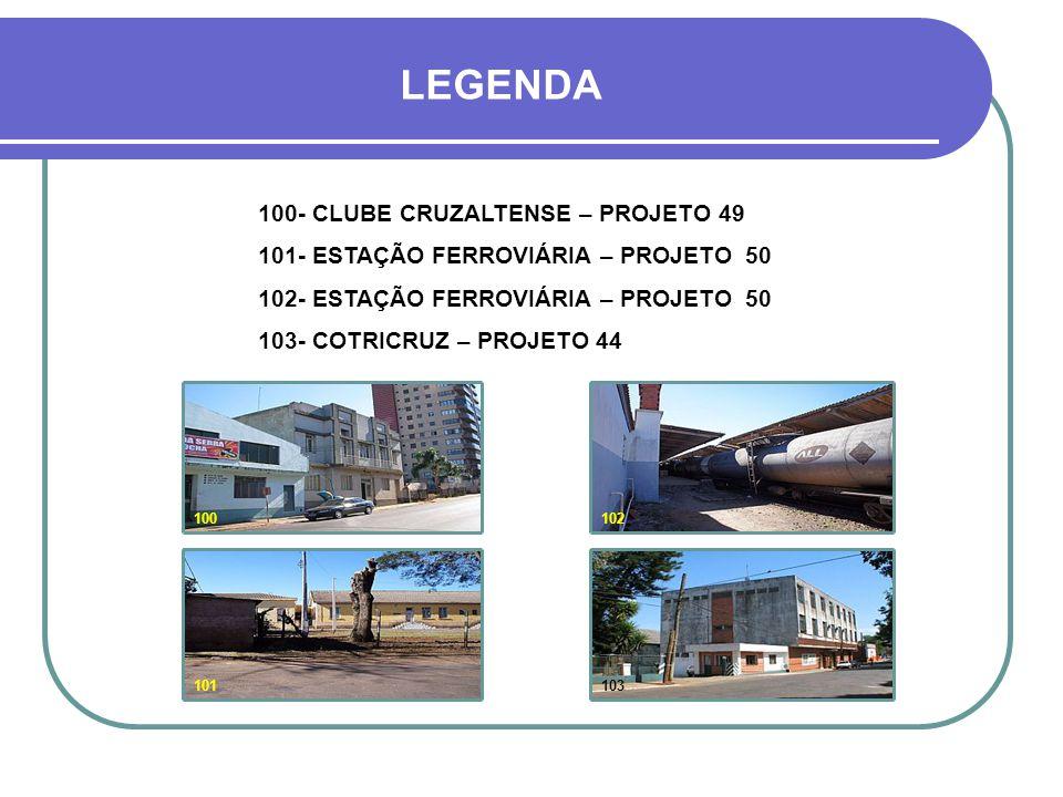 HOJE Av. Mariz e Barros 103 100 101 102 Rua Pinheiro Machado Av. Venâncio Aires