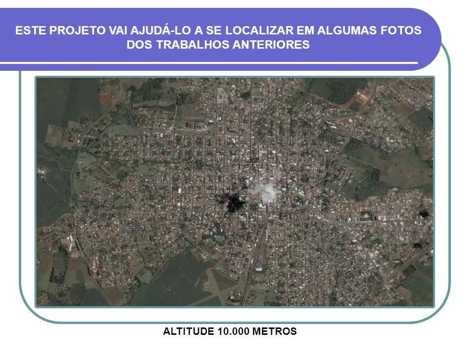 LEGENDA 104- GUARANI - PROJETOS 44 105- HSV - PROJETO 49 106- LAGOA DO CEMITÉRIO - PROJETO 42 107- INSS - PROJETO 44 108- AV.