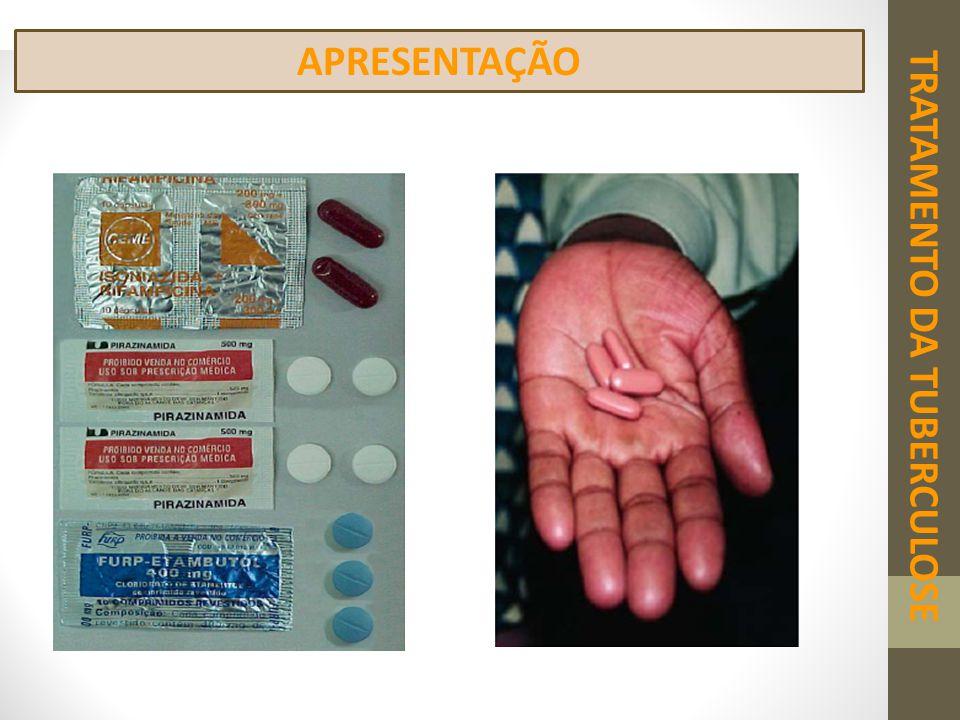 APRESENTAÇÃO TRATAMENTO DA TUBERCULOSE