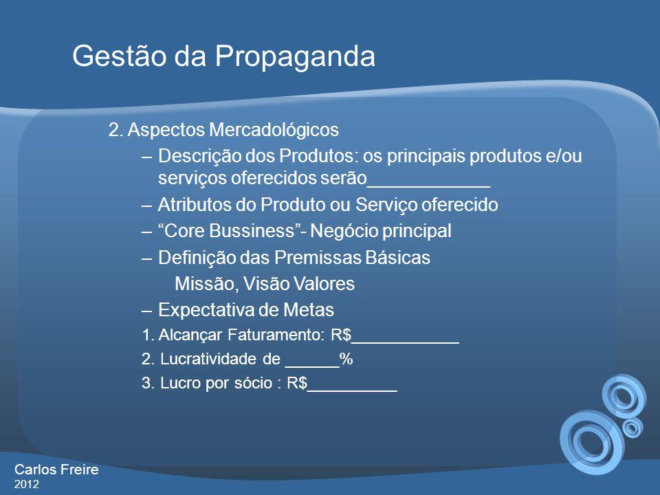 2. Aspectos Mercadológicos –Descrição dos Produtos: os principais produtos e/ou serviços oferecidos serão____________ –Atributos do Produto ou Serviço