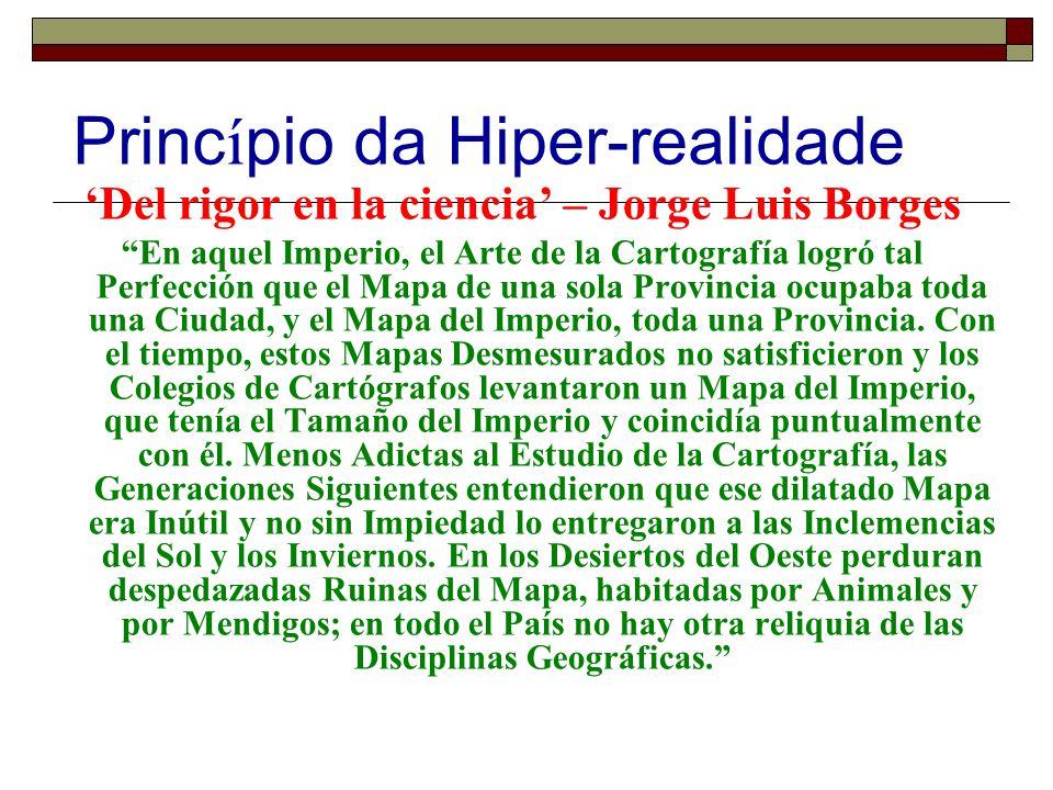 """'Del rigor en la ciencia' – Jorge Luis Borges """"En aquel Imperio, el Arte de la Cartografía logró tal Perfección que el Mapa de una sola Provincia ocup"""