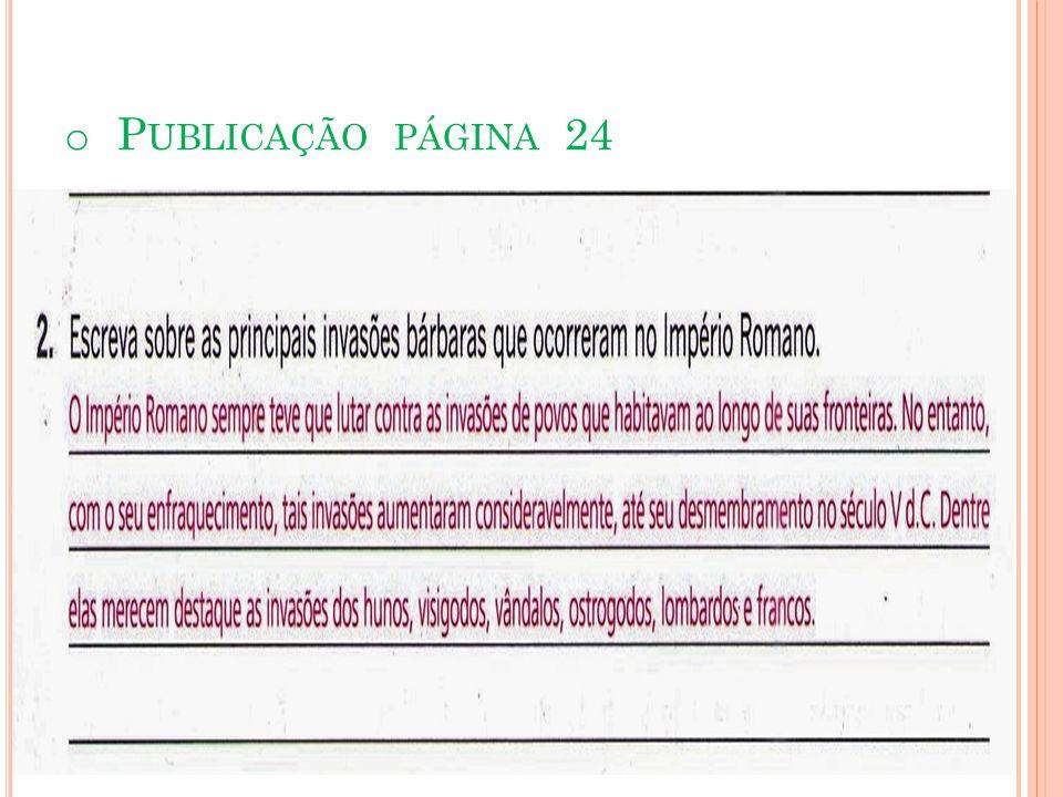 o P UBLICAÇÃO PÁGINA 24
