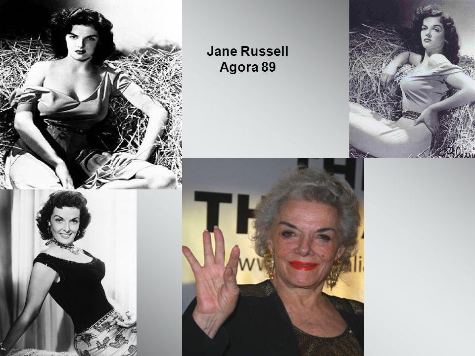 Jane Russell Agora 89