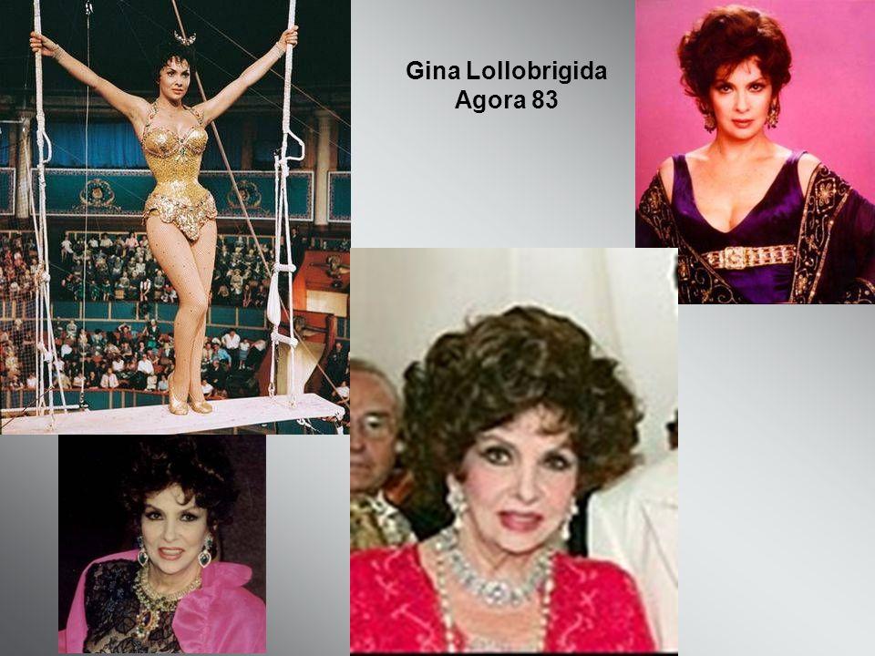 Gina Lollobrigida Agora 83