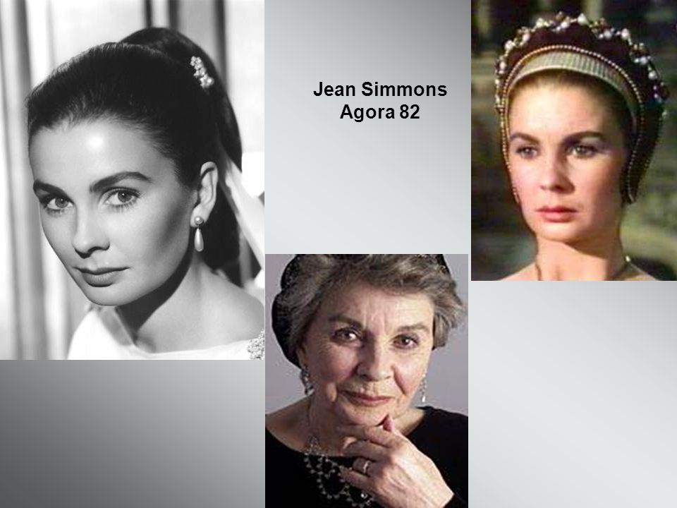 Jean Simmons Agora 82