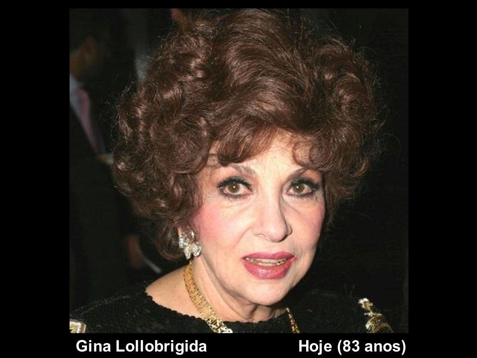 Gina Lollobrigida Ontem
