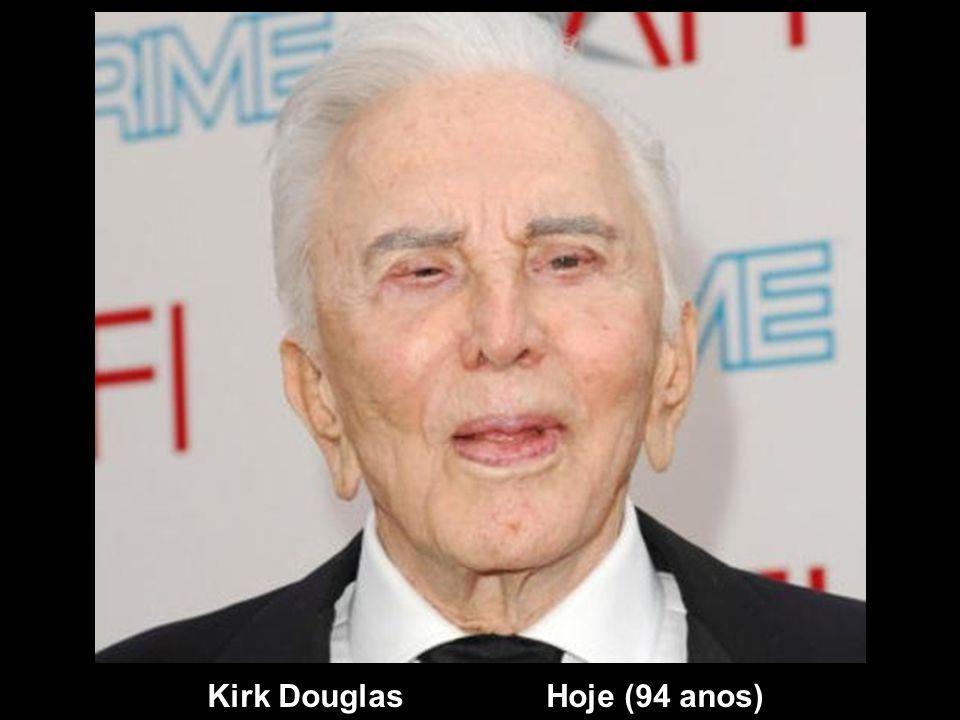 Kirk Douglas Ontem