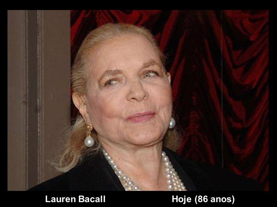 Lauren Bacall Ontem