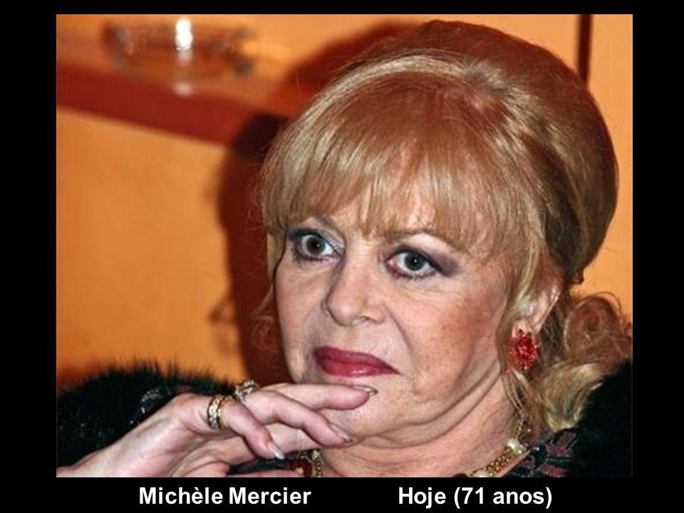 Michèle Mercier Ontem