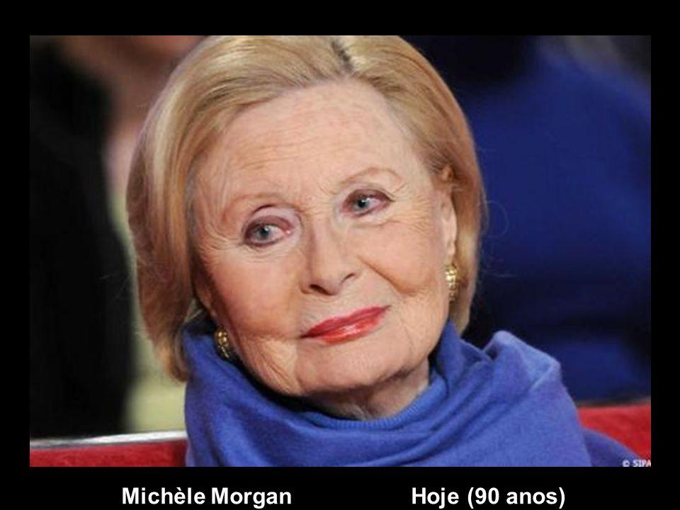 Michèle Morgan Ontem