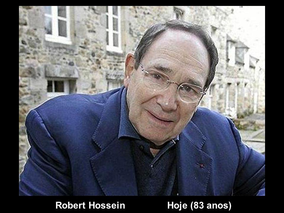 Robert Hossein Ontem