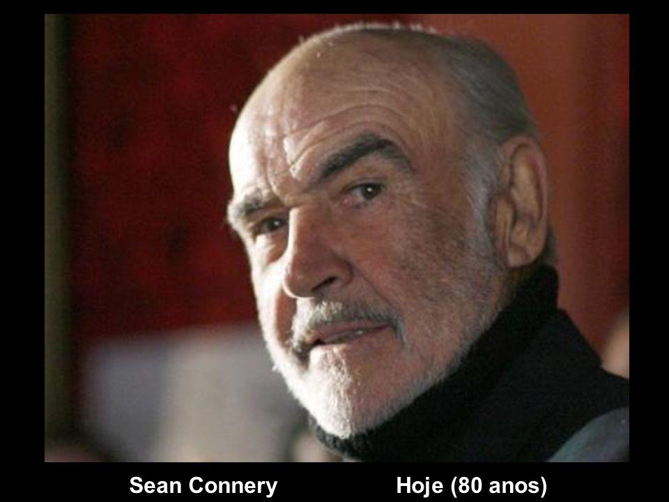 Sean Connery Ontem