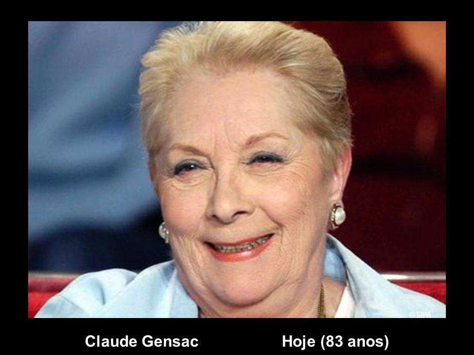Claude Gensac Ontem