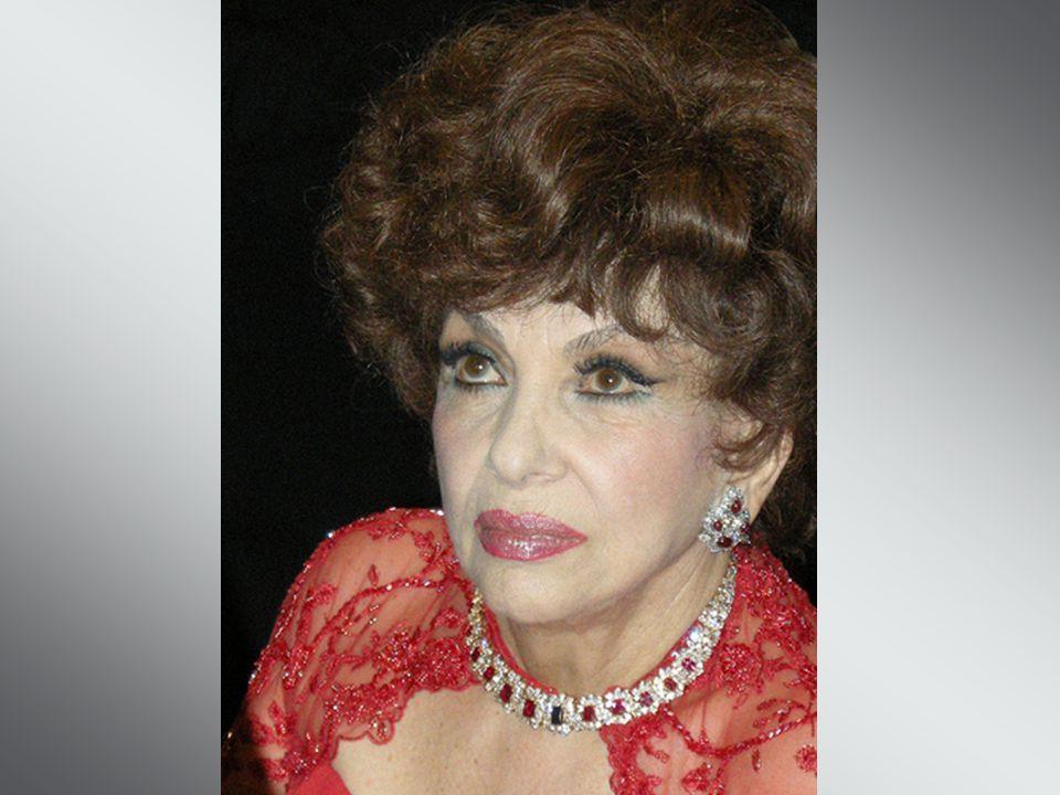 Gina Lollobrigida Agora 85