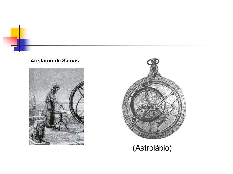 Aristarco de Samos (320 a.C - 250 a.C) (Astrolábio)