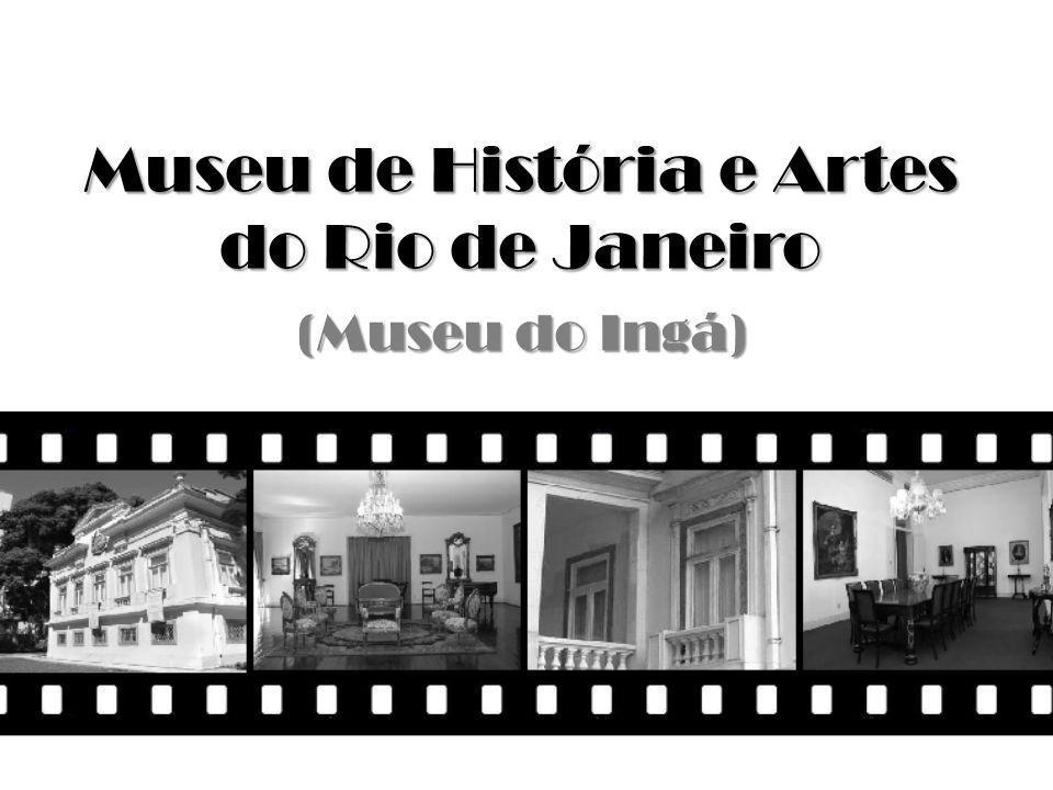 Museu de História e Artes do Rio de Janeiro Sobre o museu O Palácio Nilo Peçanha, do estilo Neoclássico, possui 10 salas de exposições, três salas de trabalho, cinco oficinas, duas reservas técnicas e um Laboratório de Restauração e Conservação.