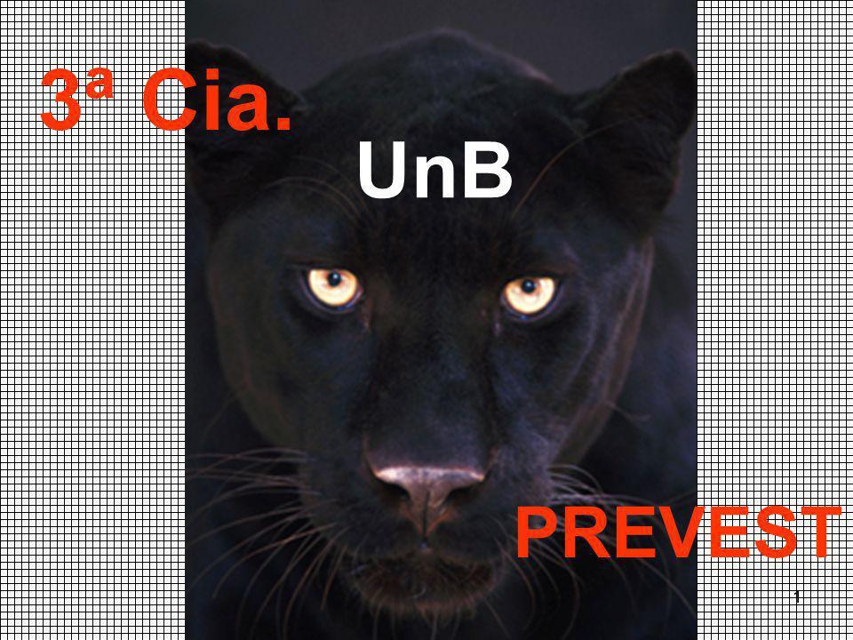11 3ª Cia. PREVEST UnB