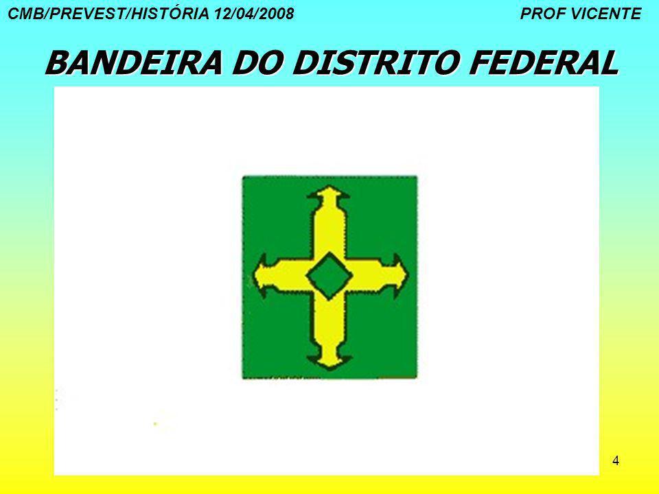 5 BRASÍLIA:CAPITAL DA ESPERANÇA Origem do nome Brasil deriva da pau-brasil, madeira cor de brasa, usada na tintura de tecidos.