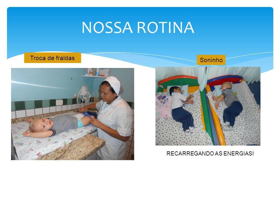 NOSSA ROTINA RECARREGANDO AS ENERGIAS! Soninho Troca de fraldas