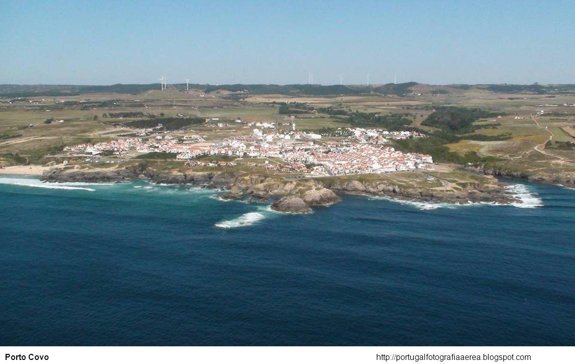 http://portugalfotografiaaerea.blogspot.comZambujeira do Mar