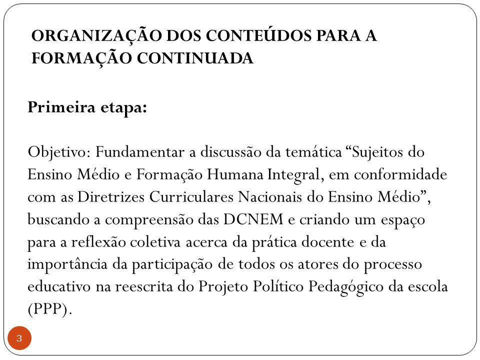 CADERNO 5 Organização e gestão democrática da escola 14 Autores: Celso João Ferretti, Ronaldo Lima Araújo e Domingos Leite Lima Filho Sumário Introdução 1.