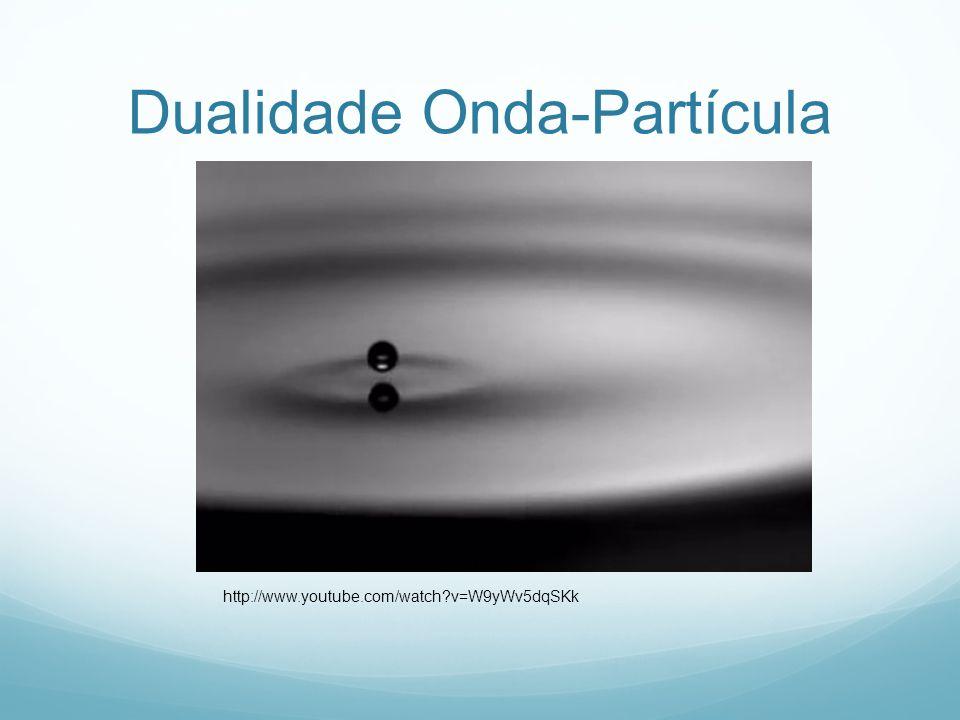 Fenômenos ondulatórios Interferência: Padrão de altos e baixos.
