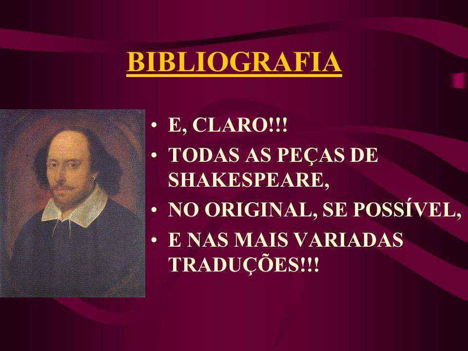 BIBLIOGRAFIA E, CLARO!!.