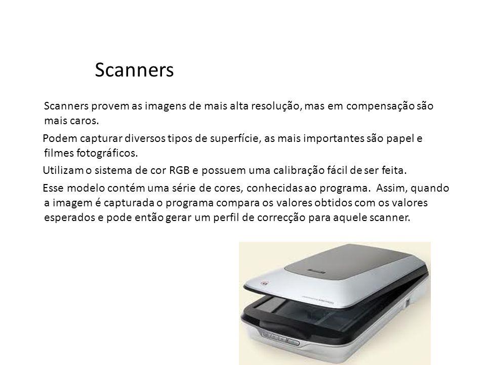 Em qualquer caso o scanner dispõe de uma fonte de luz em forma de uma linha que varre a imagem impressa e mede a quantidade de luz reflectida ou transmitida em cada ponto.