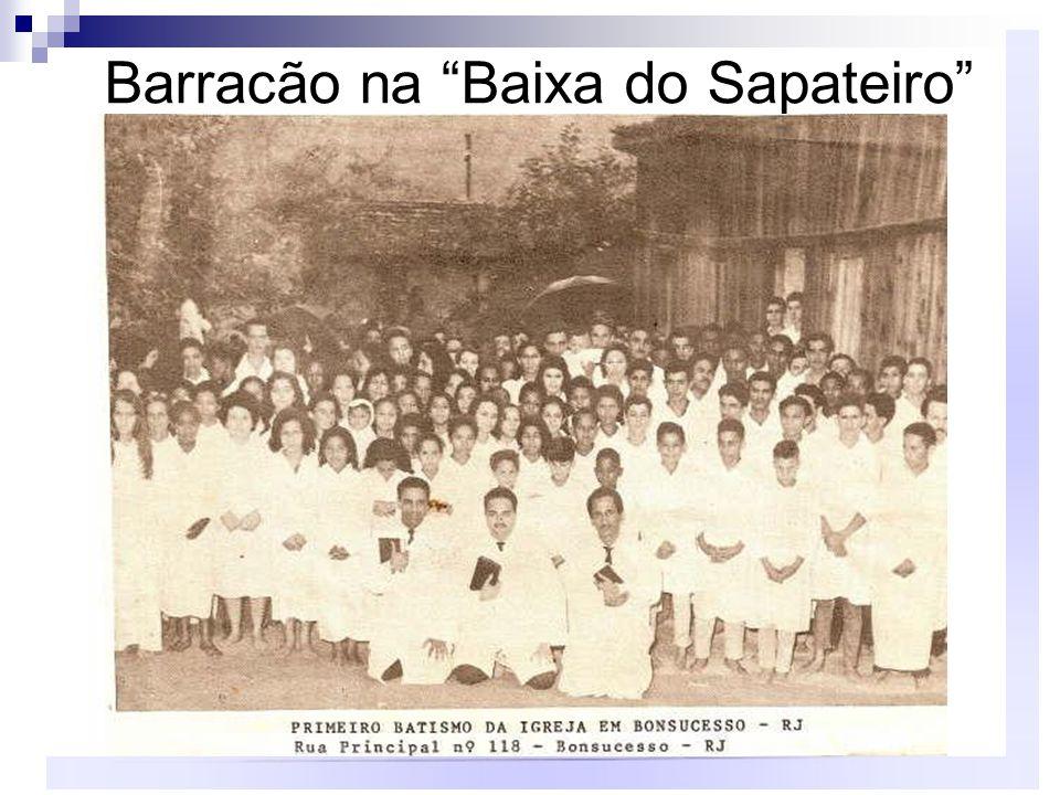 Barracão na Baixa do Sapateiro